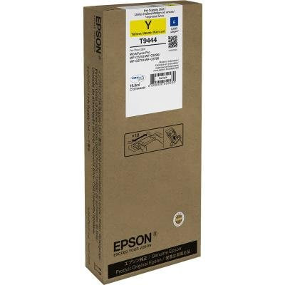 Inkoustová náplň Epson T9444 žlutá