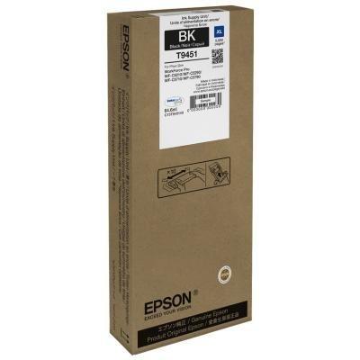Inkoustová náplň Epson T9451 XL černá