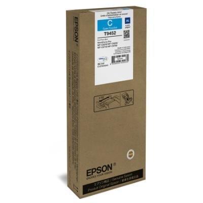 Inkoustová náplň Epson T9452 XL modrá