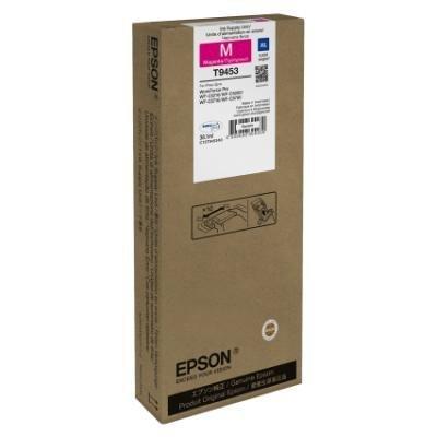 Inkoustová náplň Epson T9453 XL červená