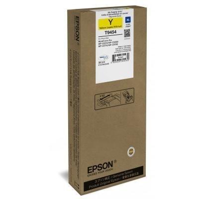 Inkoustová náplň Epson T9454 XL žlutá