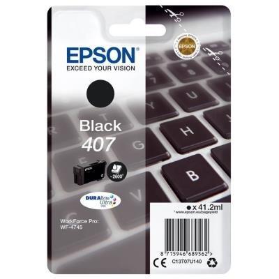 Epson T07U140 černá