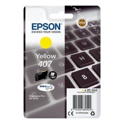 Originální inkoustové náplně Epson