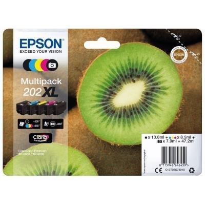 Inkoustová náplň Epson 202XL 5 barev