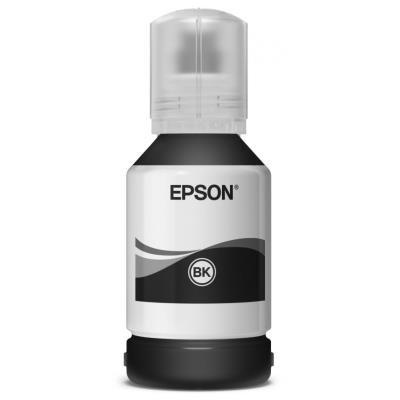 Inkoustová náplň Epson 110S EcoTank černá