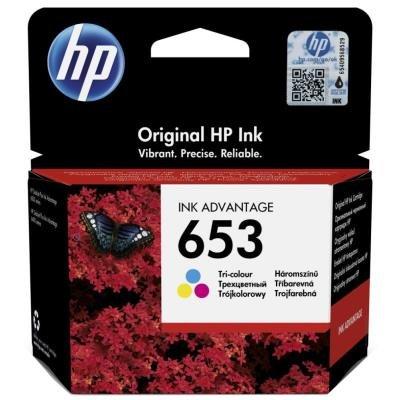Originální inkoustové náplně HP