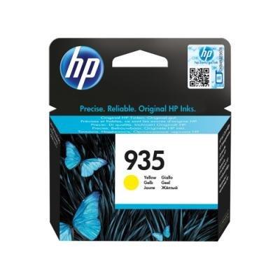 Inkoustová náplň HP 935 (C2P22AE) žlutá