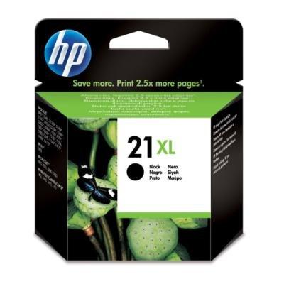 Inkoustová náplň HP 21XL (9351CE) černá