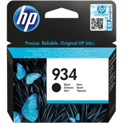 Inkoustová náplň HP 934  (C2P19AE) černá