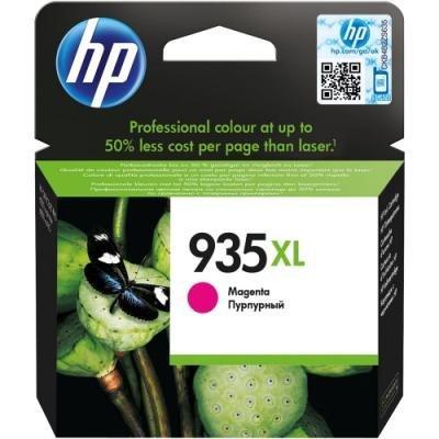 Inkoustová náplň HP 935XL (C2P25AE) červená
