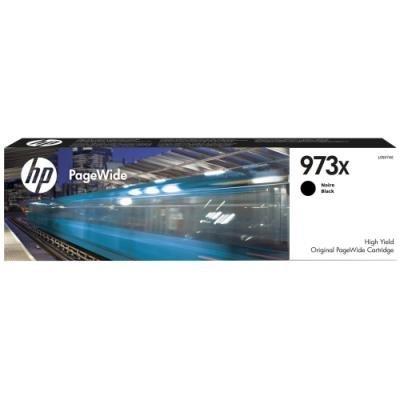 Inkoustová náplň HP 973X (L0S07AE) černá