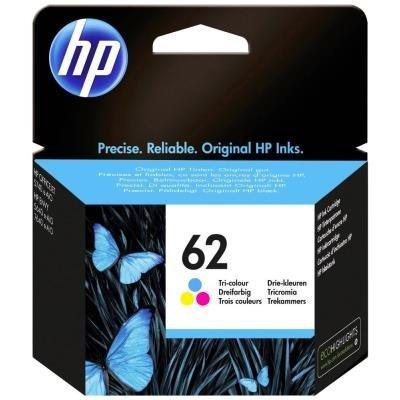 HP 62 (C2P06AE) CMY