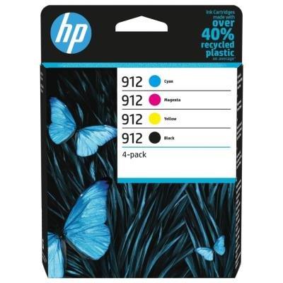 HP 912 (6ZC74AE) CMYK multipack