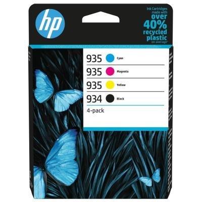 HP 934/935 (6ZC72AE) CMYK multipack