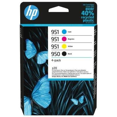 HP 950/951 (6ZC65AE) CMYK multipack