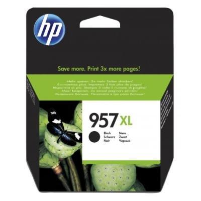 Inkoustová náplň HP 957XL (L0R40AE) černá