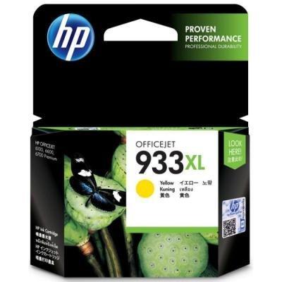 Inkoustová náplň HP 933XL (CN056AE) žlutá