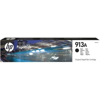 Inkoustová náplň HP 913A (L0R95AE) černá