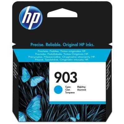 Inkoustová náplň HP 903 (T6L87AE) modrá