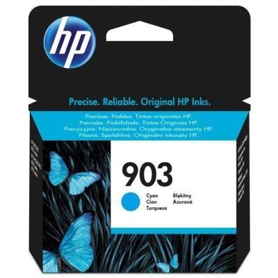Inkoustová náplň HP 903XL (T6M03AE) modrá