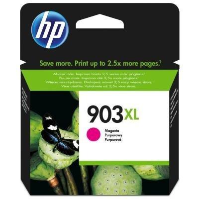 Inkoustová náplň HP 903XL (T6M07AE) červená