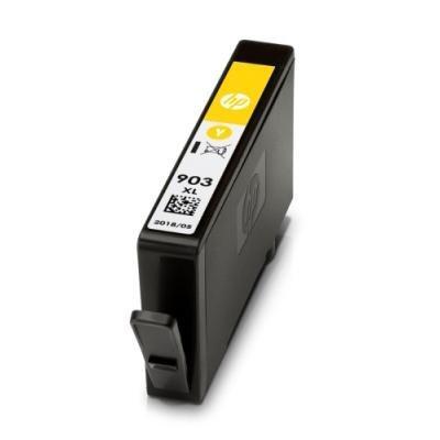 Inkoustová náplň HP 903XL (T6M11AE) žlutá