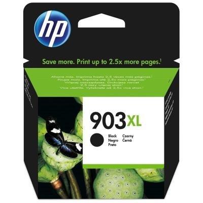 HP inkoustová kazeta 903XL černá T6M15AE, originál