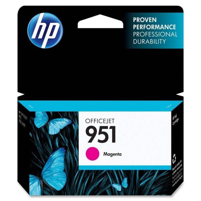 Inkoustová náplň HP 951 (CN051AE) červená