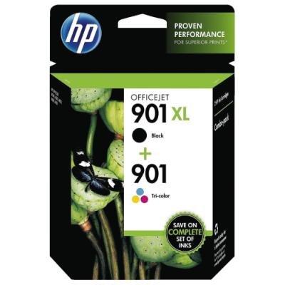 Inkoustová náplň HP 901XL + 901 (SD519AE) CMYK