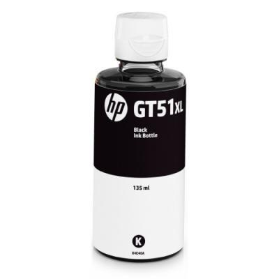 Inkoustová náplň HP GT51XL (X4E40AE) černá