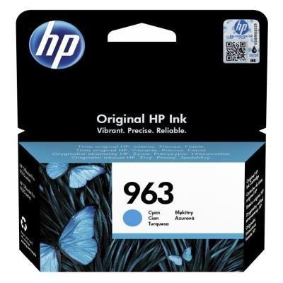 Inkoustová náplň HP 963 (3JA23AE) modrá