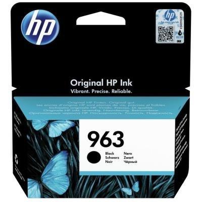 Inkoustová náplň HP 963 (3JA26AE) černá