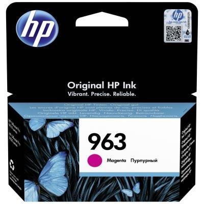 Inkoustová náplň HP 963 (3JA24AE) červená