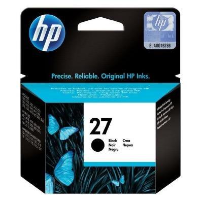 Inkoustová náplň HP 27 (C8727AE) černá