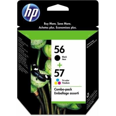 Inkoustová náplň HP 56+57 (SA342AE) CMYK