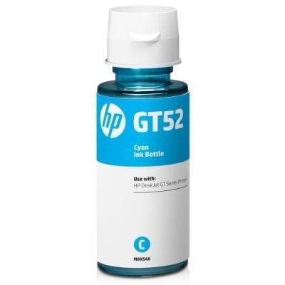 Inkoustová náplň HP GT52 (M0H54AE) modrá