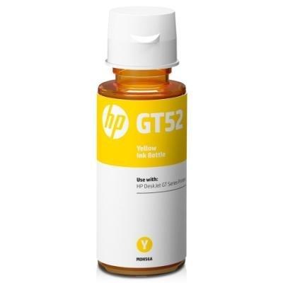 Inkoustová náplň HP GT52 (M0H56AE) žlutá