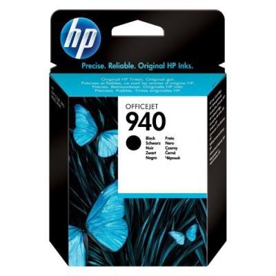 Inkoustová náplň HP 940 (C4902AE) černá