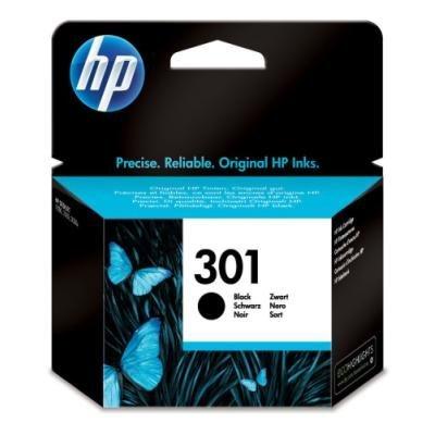 HP (301) CH561EE černá inkoustová kazeta originál