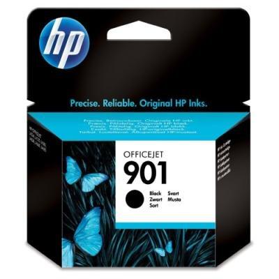 Inkoustová náplň HP 901 (CC653AE) černá