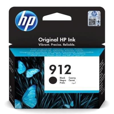 Inkoustová náplň HP 912 (3YL80AE) černá