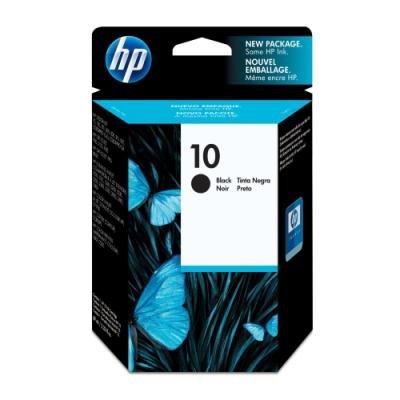 Inkoustová náplň HP 10 (C4844AE) černá
