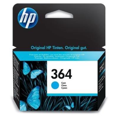HP 364 (CB318EE) modrá