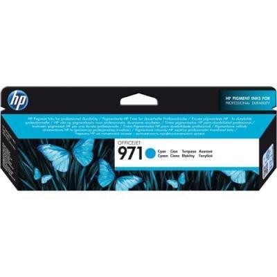 Inkoustová náplň HP 971 (CN622AE) modrá