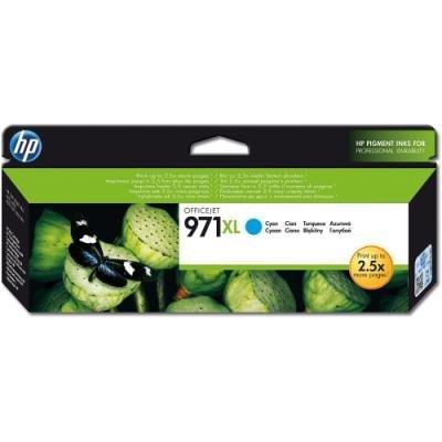 Inkoustová náplň HP 971XL (CN626AE) modrá