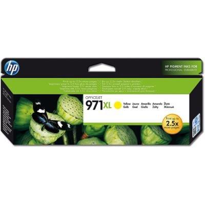 Inkoustová náplň HP 971XL (CN628AE) žlutá