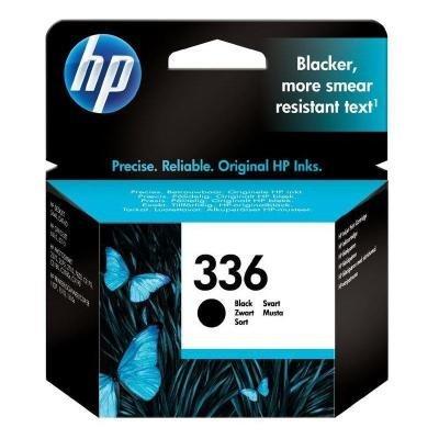 Inkoustová náplň HP 336 (C9362EE) černá