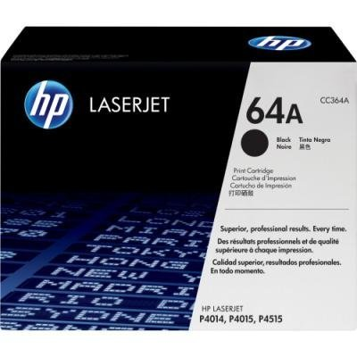 Toner HP 64A (CC364A) černý