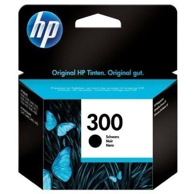 Inkoustová náplň HP 300 (CC640EE) černá