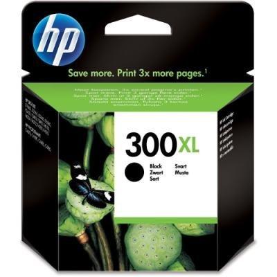 Inkoustová náplň HP 300XL (CC641EE) černá